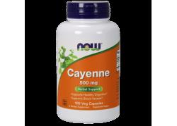 Cayenne - Pieprz kajeński 500 mg (100 kaps.)