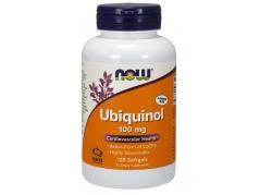 Ubichinol - Koenzym Q10 100 mg (120 kaps.)