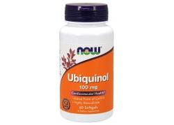Ubichinol - Koenzym Q10 100 mg (60 kaps.)
