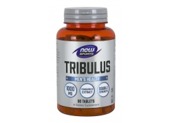 Tribulus 1000 mg - ekstrakt standaryzowany na 45% Saponin (90 tabl.)