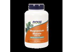 Magnesium Malate - Jabłczan Magnezu 1000 mg (180 tabl.)