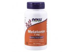 Melatonina 1 mg + Niacyna + Magnez + Witamina B6 (100 tabl.)