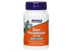 Zinc Picolinate - Pikolinian Cynku 50 mg (60 kaps.)