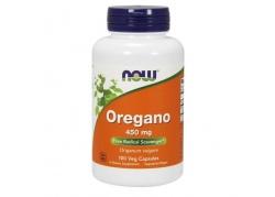 Liść Oregano 450 mg (100 kaps.)