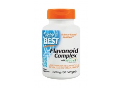 Flavonoid Complex with Sytrinol - Komples Flawonoidowy 150 mg (60 kaps.)