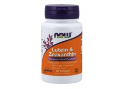 Luteina 25 mg i Zeaksantyna 5 mg (60 kaps.)