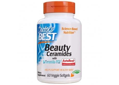 Beauty Ceramides - Ceramid-PCD + Astaksantyna (60 kaps.)