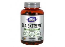 CLA Extreme - Sprzężony Kwas Linolowy z oleju z Szafranu + Guarana + Zielona Herbata (90 kaps.)