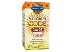 Vitamin Code RAW D3 (60 kaps.)