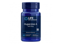 Huperzine A - Hupercyna A 200 mcg (60 kaps.)