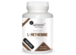 L-Metionina 500 mg (100 kaps.)