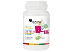 Witamina B Complex B-15 Methyl (100 kaps.)