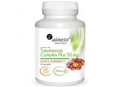 Tokotrienols Complex Plus 50 mg EVNol SupraBio - Witamina E (60 kaps.)