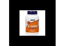 Witamina C 1000 mg z bioflawonoidami i dziką różą (100 tabl.)