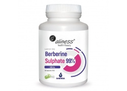 Berberyna 400 mg (60 kaps.)