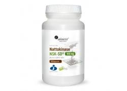Nattokinaza NSK-SD 100 mg (60 kaps.)