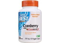 Cranberry with Cranberex - Żurawina 240 mg (60 kaps.)