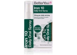 Iron 10 Daily Oral Spray - Żelazo (25 ml)