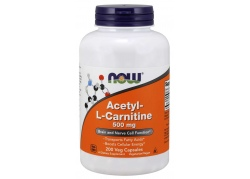 Acetyl L-Karnityna HCI 500 mg (200 kaps.)