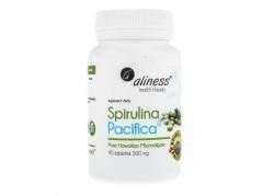 Spirulina hawajska Pacifica 500 mg Cyanotech (90 tabl.)