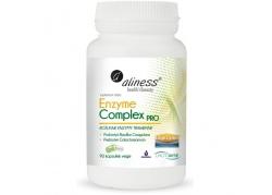 Enzyme Complex PRO - Roślinne Enzymy Trawienne (90 kaps.)