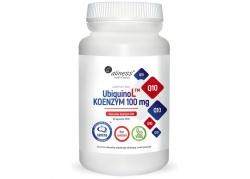 Ubichinol - Koenzym Q10 Kaneka 100 mg (60 kaps.)