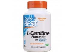L-Carnitine Fumarate - Fumaran L-Karnityny 855 mg (180 kaps.)