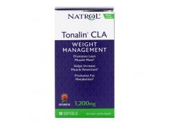 Tonalin CLA - Sprzężony Kwas Linolowy z Krokosza Barwierskiego 1200 mg (90 kaps.)