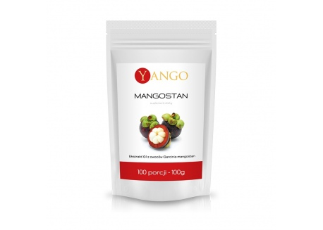 Mangostan - ekstrakt 10:1 (100 g)