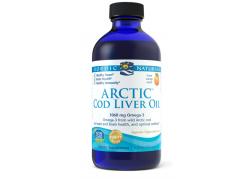 Arctic Cod Liver Oil Orange (237 ml)