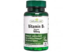Witamina B1 (Tiamina) 100 mg (90 tabl.)