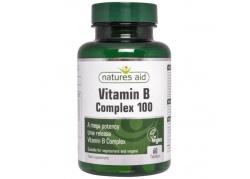 Witamina B Complex B-100 (60 tabl.)