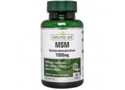 Siarka MSM - Metylosulfonylometan 1000 mg (90 tabl.)