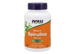 Spirulina 500 mg (120 kaps.)