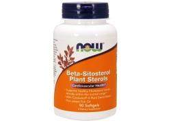 Beta-Sitosterol Plant Sterols - Sterole roślinne (90 kaps.)
