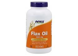 Flax Oil 1000 mg - Olej lniany (250 kaps.)
