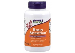 Brain Attention (60 tabl.)