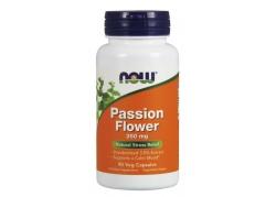 Passion Flower 350 mg - Ekstrakt z Męczennicy Cielistej (90 kaps.)