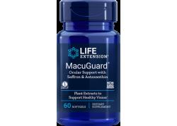 MacuGuard Ocular Support with Saffron & Astaxanthin (60 kaps.)