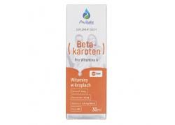 Naturalny Beta Karoten (Prowitamina A) (30 ml)