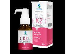 Witamina K2 (VitaMK7) 20 mcg (30 ml)