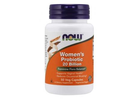 Women's Probiotic - Probiotyk dla Kobiet 20 miliardów CFU (50 kaps.)