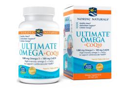 Ultimate Omega + CoQ10 (60 kaps.)