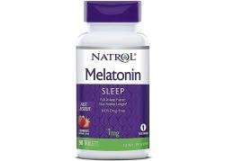 Melatonina 1 mg o smaku truskawkowym (90 tabl.)