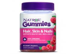Hair, Skin & Nails - Włosy, Skóra i Paznokcie (90 żelek)