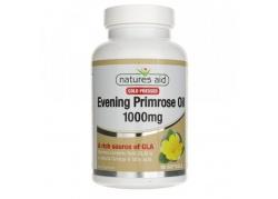 Evening Primrose Oil - Olej z Nasion Wiesiołka 1000 mg (90 kaps.)