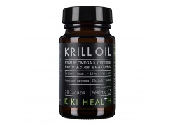 Krill Oil - Olej z Kryla 590 mg (30 kaps.)