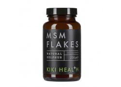 MSM Flakes - Metylosulfonylometan (200 g)