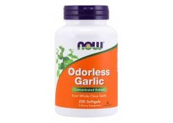 Odorless Garlic - Czosnek Bezzapachowy (250 kaps.)