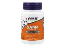 SAMe - S-Adenozylo L-Metionina 400 mg (30 tabl.)